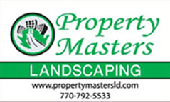 Property Masters Landscaping www.propertymastersld.com 770-792-5533