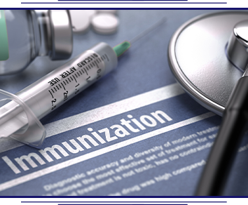 Immunization graphic
