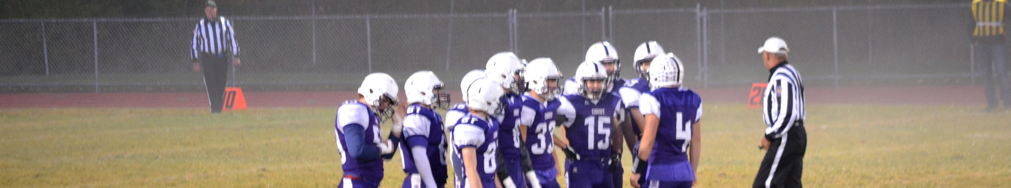 Coudersport Homecoming football game