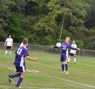 Coudersport boys soccer