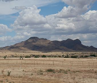 Southern Arizona Mountains