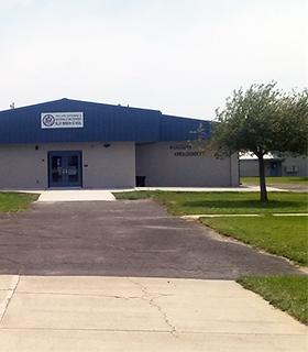 Elementary school entrance