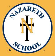 Nazareth School logo