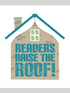 Readers raise the roof!