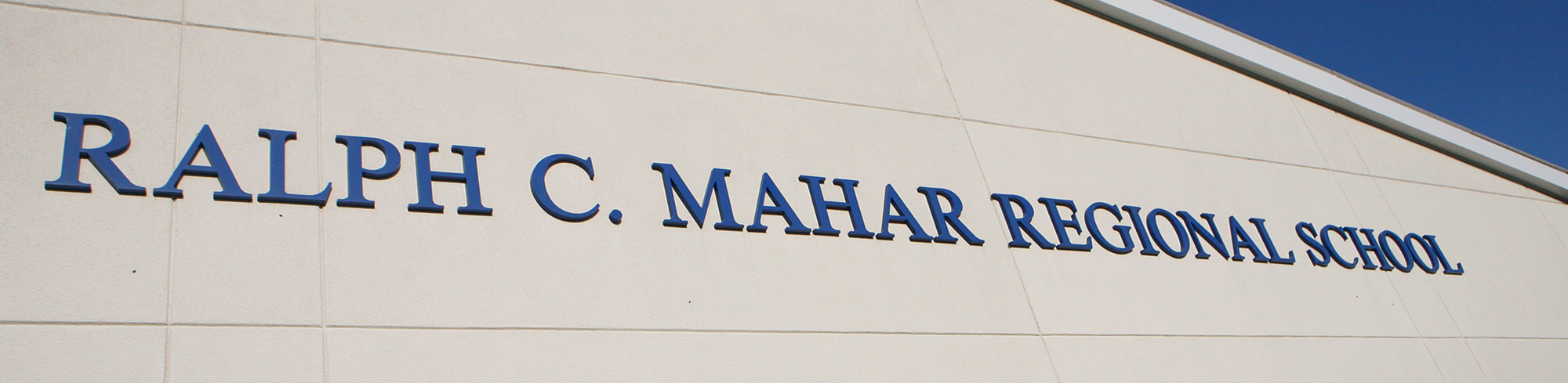 Ralph C Mahar School building