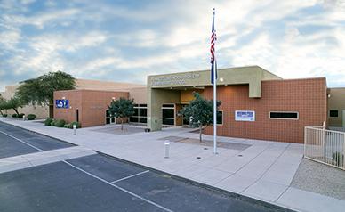 Frances Brandon-Pickett Elementary School building