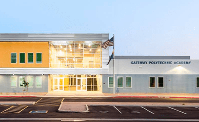 Gateway Polytechnic Academy School building