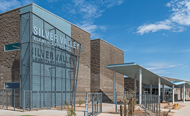 Silver Valley Elementary School building