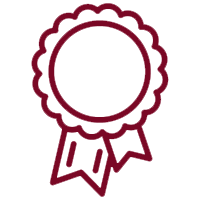 ribbon award icon