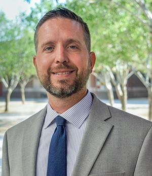 Principal Lucas Pugh