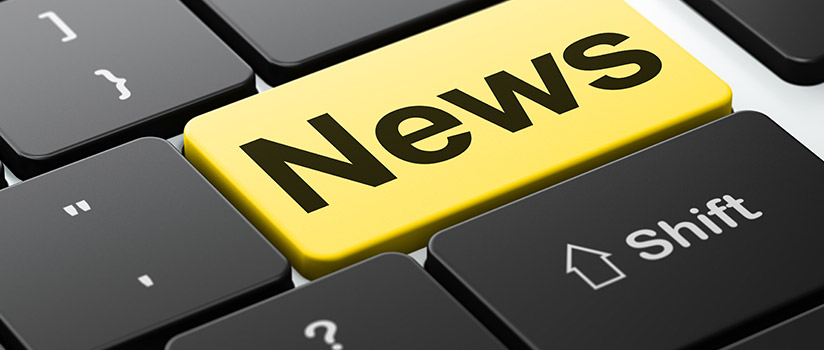 News key on a computer keyboard