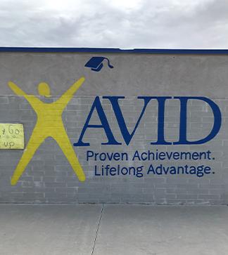 AVID Proven Achievement. Lifelong advantage