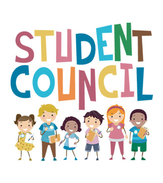 Student council cartoon