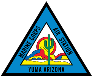 Yuma Arizona Marine Corps Air Station
