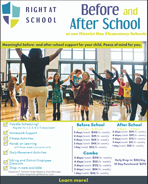Right at School - Before and After School at District One Schools