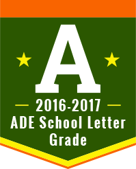 A 2016-2017 ADE School Letter Grade