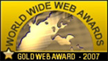Gold Web Award