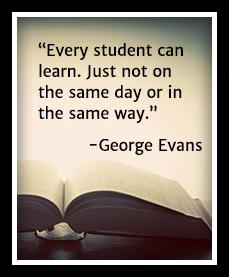 George Evans Quote