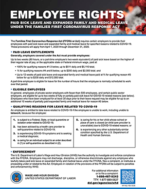 Families First Coronavirus Response Act - view full document