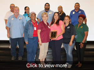 View more photos of the 2019 Employees of the Year award winners