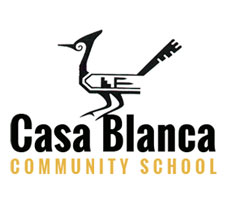 Casa Blanca Community School logo