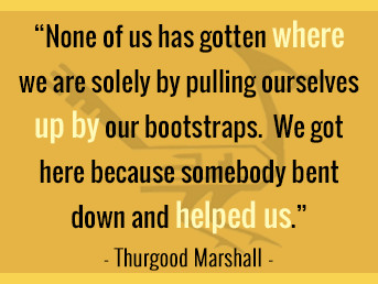 Thurgood Marshall quote
