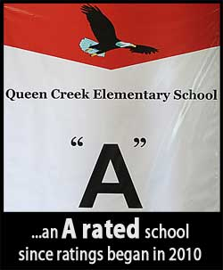 an A rated school since ratings began in 2010