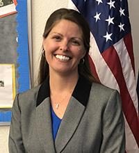Principal Chasity Cruz