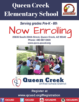 QCE Enrollment Flyer