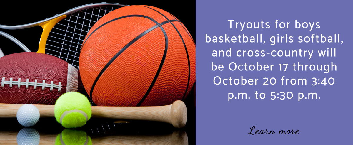 Second Quarter Sports Tryouts