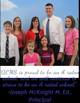 QCMS School Administrator