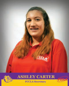 Ashley Carter