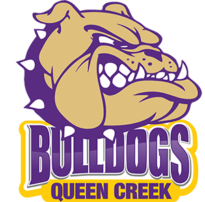 Bulldogs Queen Creek logo