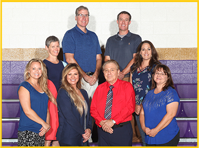 QCHS Counseling department staff