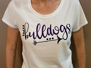 Bulldogs shirt