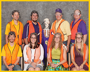 Science department staff