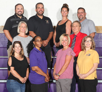 Special Education department staff
