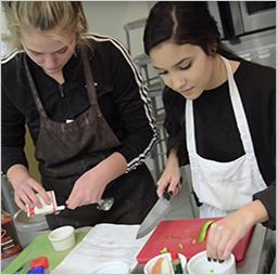 QCHS CTE Culinary Arts