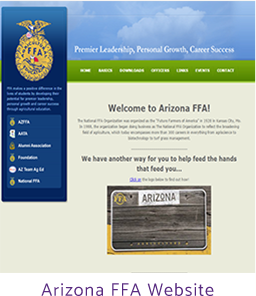 Arizona FFA website