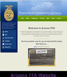 Arizona FFA website