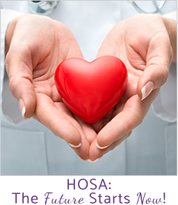 HOSA The Future Starts Now