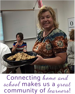 Connecting home and school makes us a great community of learners