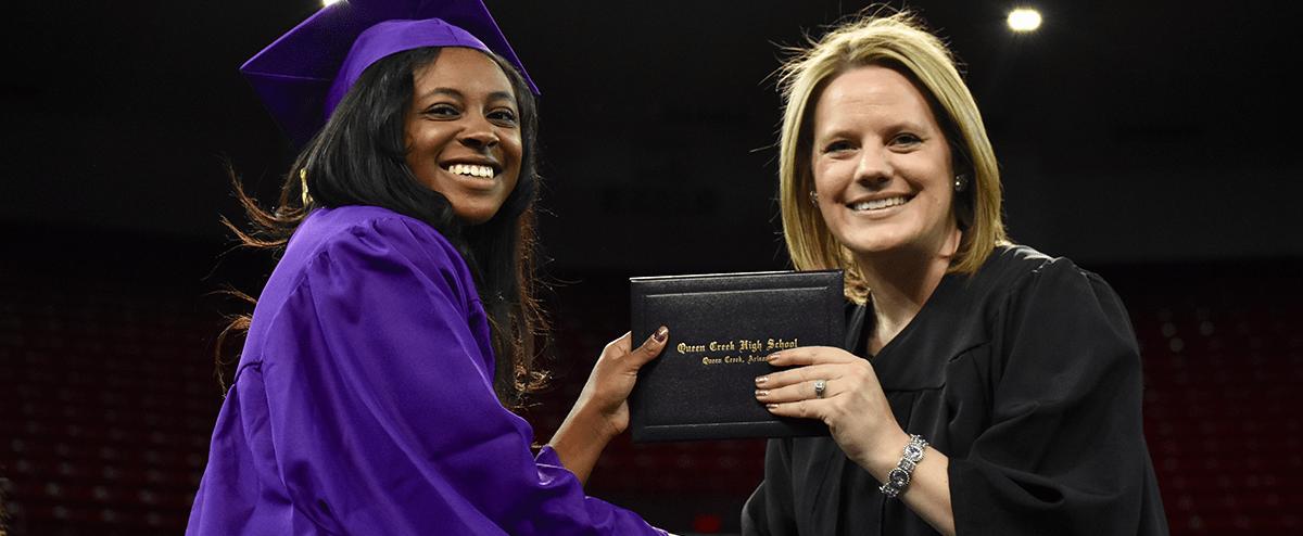 QCHS Graduation 2019