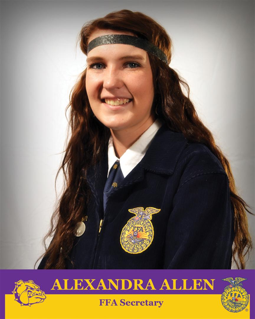 Alexandra Allen