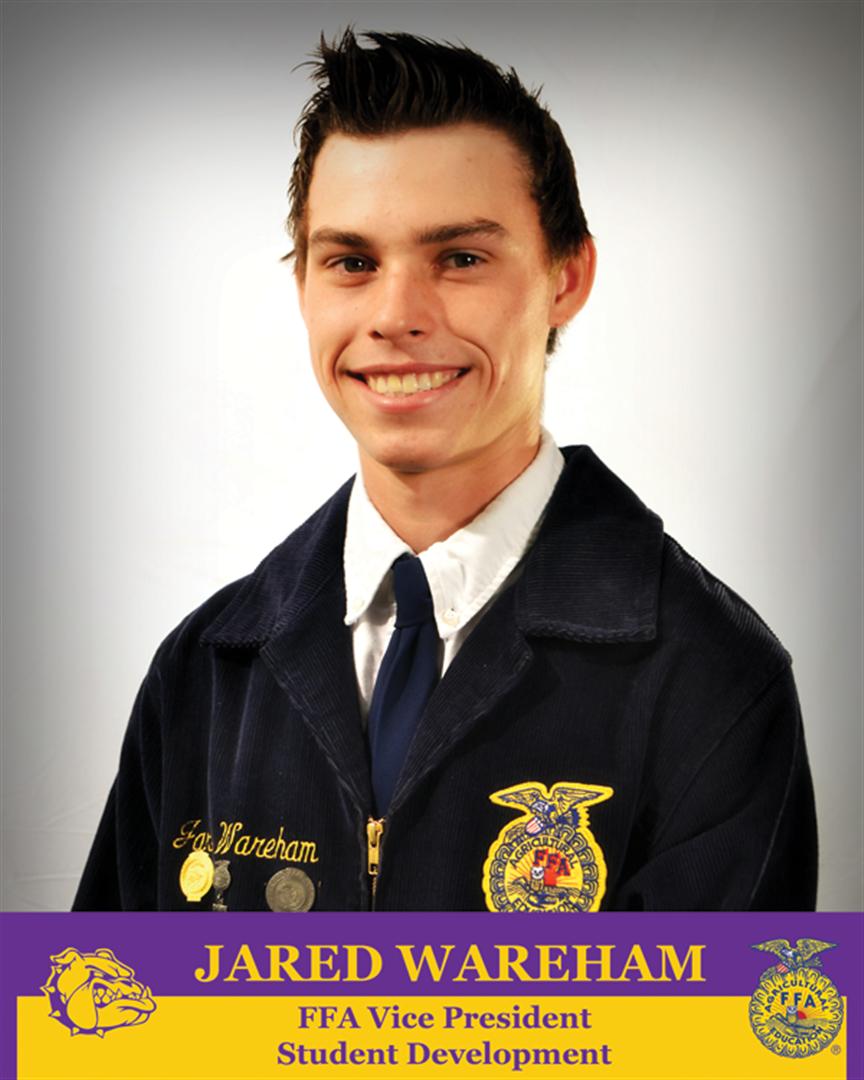 Jared Wareham