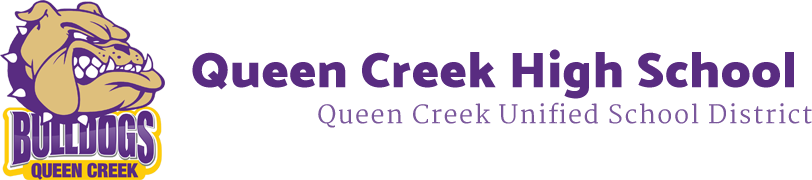 queen creek high school  home