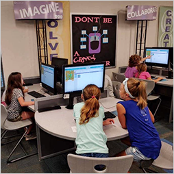 Students in FMSE's SMART lab