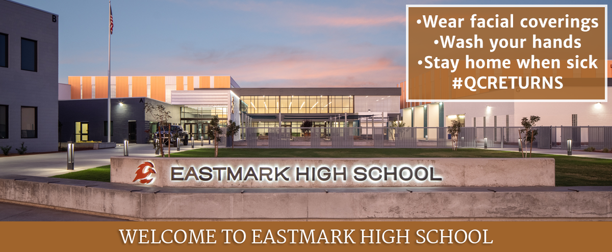 Welcome to Eastmark High School