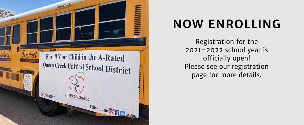 Registration for the 2021–2022 school year is officially open! Please see our registration page for more details.