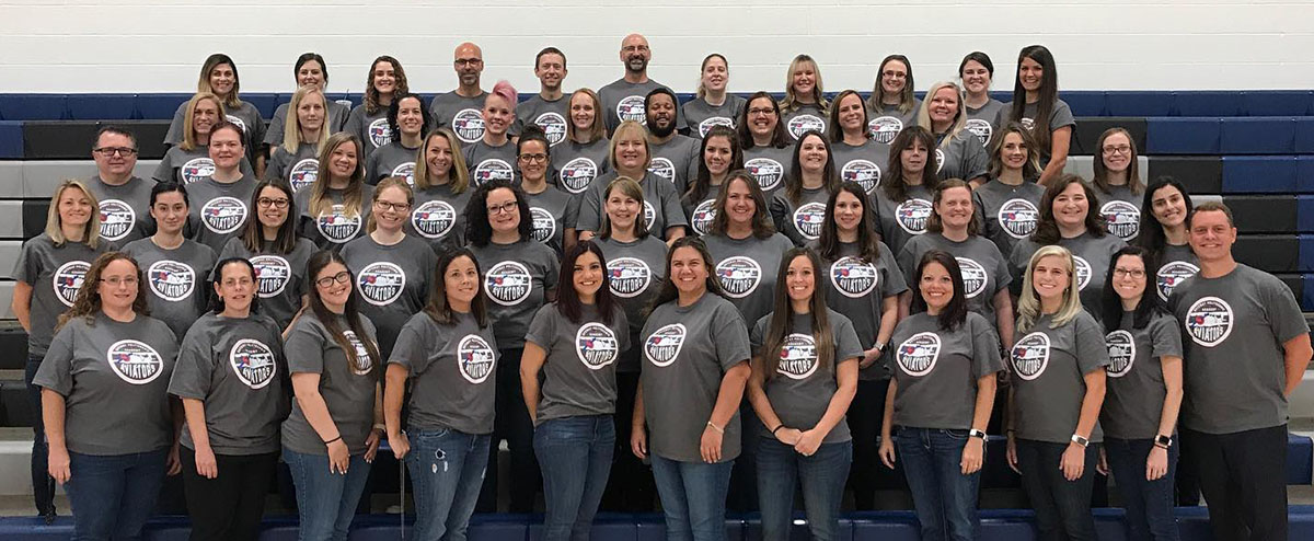 GPA Teachers & Staff Welcome You to the 2019-2020 School Year!